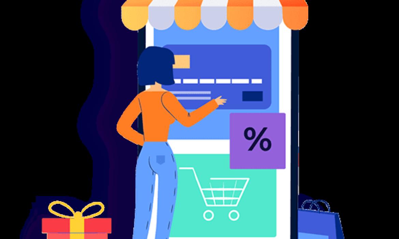 Dinamik web e-ticaret web sitesi hizmetleri