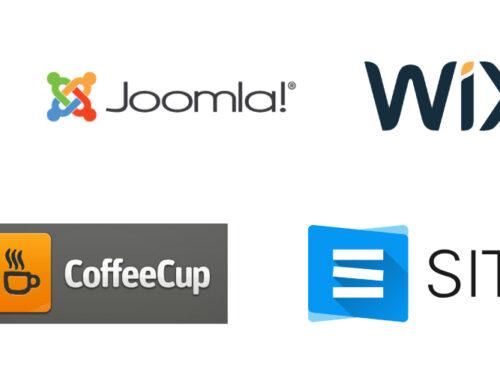 Ücretsiz Web Tasarım Programları